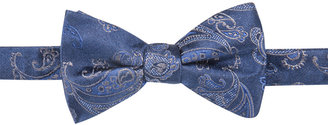 Countess Mara Men's Harrison Paisley Pre-Tied Bow Tie $45 thestylecure.com