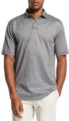 Peter Millar NanoLuxe Sean Cotton Lisle Polo Shirt