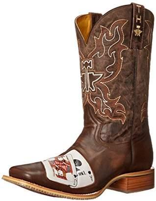 Tin Haul Shoes Men's Black Jack