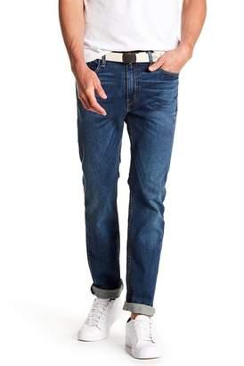 "Levi's 513 Vines Slim Straight Fit Jeans - 30-34\"" Inseam"