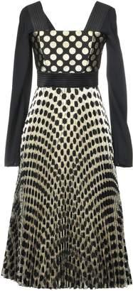 Ungaro 3/4 length dresses