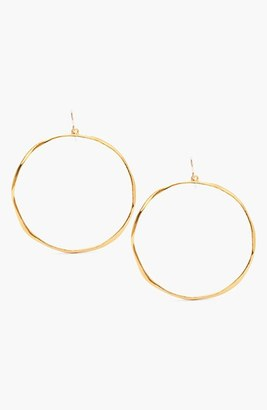 Women's Gorjana 'G Ring' Hoop Earrings $60 thestylecure.com