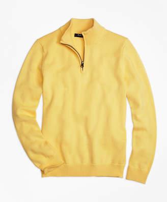 Brooks Brothers Boys Half-Zip Sweater