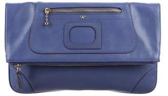 Anya Hindmarch Paxton Fold-Over Clutch