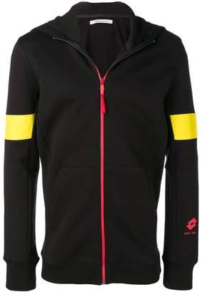 Damir Doma stripe detail hoodie