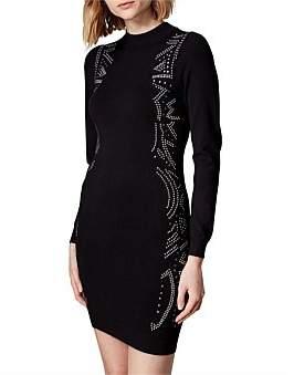 4dd5afe4d29c Polyester Bodycon Dress - ShopStyle Australia