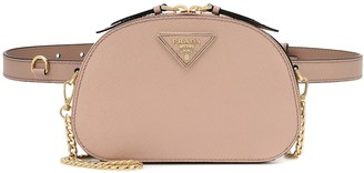 Prada Odette leather belt bag