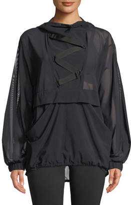 Michi Switchback Pullover Jacket