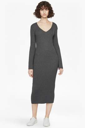 French Connection Virgi Knits Midi Dress