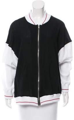 Koza Embroidered Varsity Jacket w/ Tags