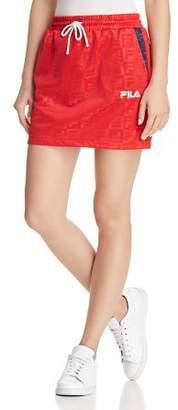 Fila Ambra Logo Mini Skirt