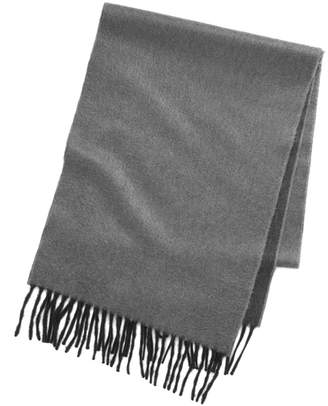 Brooks Brothers Reversible Two-Tone Cashmere Scarf