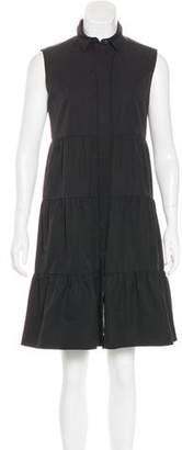 AR+ AR Sleeveless Knee-Length Dress