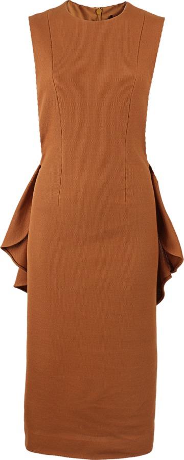 The Row Sleeveless Long Dorning Dress