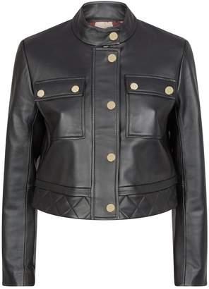 05399f816 Provider Leather Jacket - ShopStyle