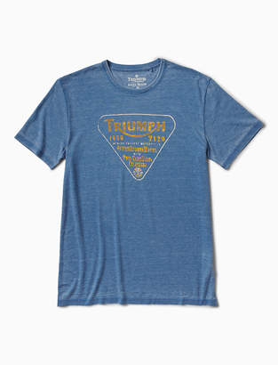 Lucky Brand TRIUMPH TWIN CARB TEE
