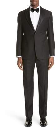 Emporio Armani Trim Fit Wool Tuxedo