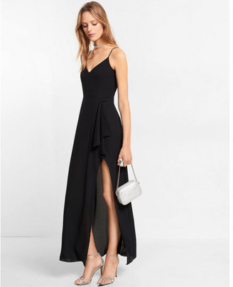 Express high slit maxi dress $79.90 thestylecure.com