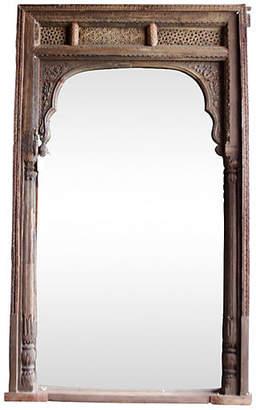 Antique Floor Mirror - ShopStyle