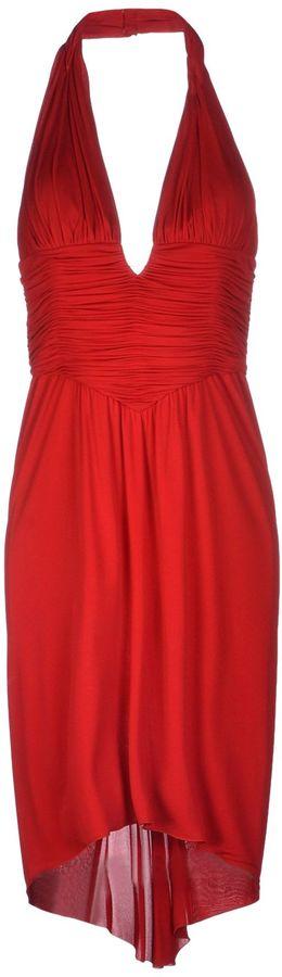 Azzaro Short dresses