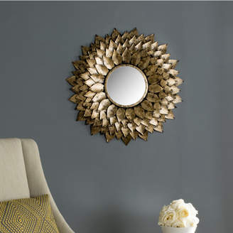 Co Darby Home Sunburst Wall Mirror