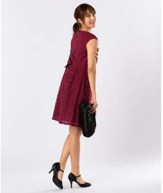 anySiS (エニィスィス) - any SiS フローラルオーガンジー ドレス