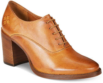 Patricia Nash Anna Block-Heel Oxfords Women's Shoes