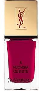 Saint Laurent Women's La Laque Couture Nail Polish - 8 Fuchsia Cubiste