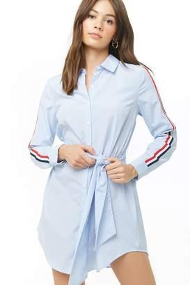 e8d7ce58f51 Cream Collar Shirt Dress - ShopStyle Canada