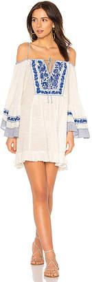 Raga Eva Cold Shoulder Short Dress