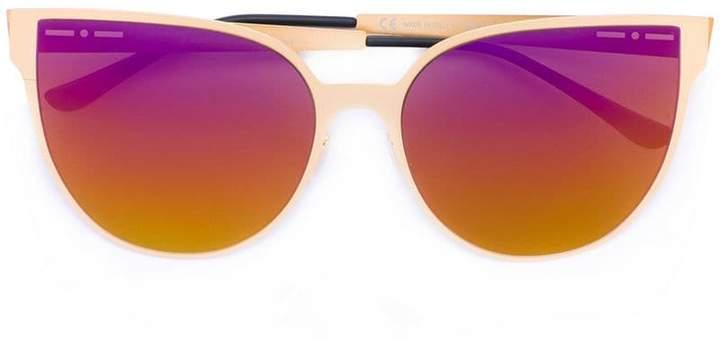 Italia Independent gradient-effect sunglasses