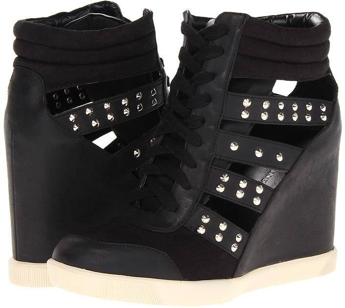 Call it SPRING Mayalen (Black PU) - Footwear
