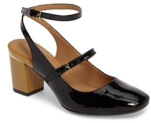 Women's Calvin Klein Cleary Wraparound Mary Jane Pump $114.95 thestylecure.com