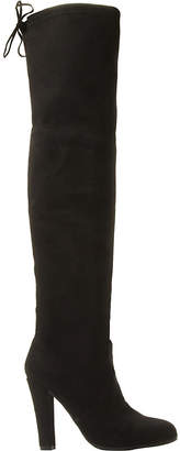 Steve Madden Suede over-the-knee boots