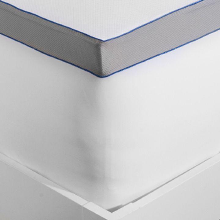 Therapedic Elite 3 Inch Lumagel Memory Foam Mattress Topper