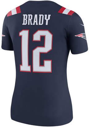 Nike Women's Tom Brady New England Patriots Color Rush Legend Jersey
