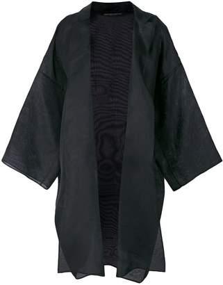 Ermanno Scervino oversized kimono jacket