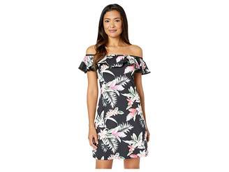 Tommy Bahama Gingerflower Ruffle Spa Dress