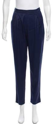 Alice + Olivia High-Rise Skinny Pants