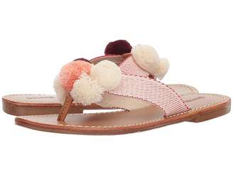 Soludos Capri Pom Pom Sandal Women's Sandals