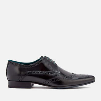 b50d5e7141866b Ted Baker Men s Hosei Leather Wing Tip Brogues