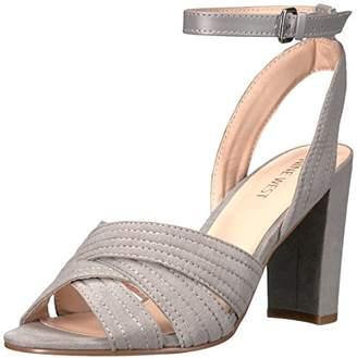Nine West Women's Niaria Leather Dress Sandal