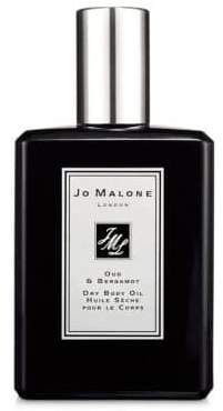 Jo Malone Oud& Bergamot Dry Body Oil/3.4 oz.