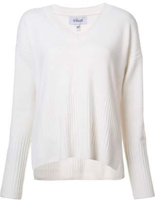 Derek Lam 10 Crosby V Neck Sweater