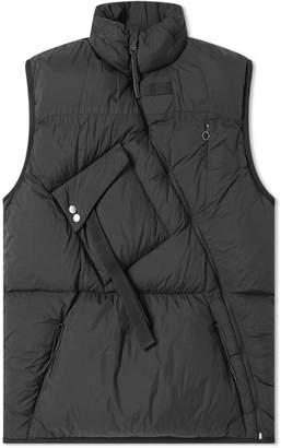 1017 Alyx 9sm 1017 ALYX 9SM Asymmetrical Puffer Vest