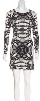 Mara Hoffman Printed Silk Dress