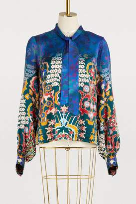Peter Pilotto Silk blouse