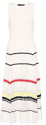 Proenza Schouler Cotton midi dress
