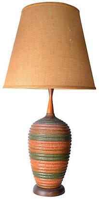 One Kings Lane Vintage Danish Table Lamp - Galleria d'Epoca