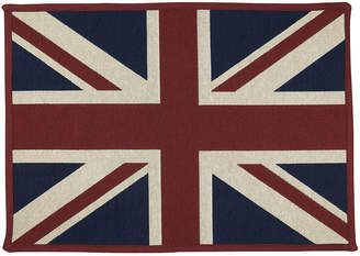 B. Smith Park Union Jack Rectangular Rug
